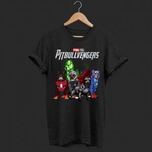 Marvel avenger Pit Bull shirt