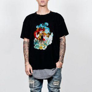 Mermaid Ariel disney shirt