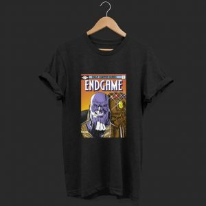 Thanos Endgame shirt