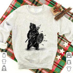 Viking Bear Warrior shirt