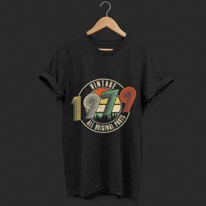 Vintage 1979 all original parts shirt