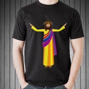 Gay Christian Jesus Pride Religion LGBTQ shirt