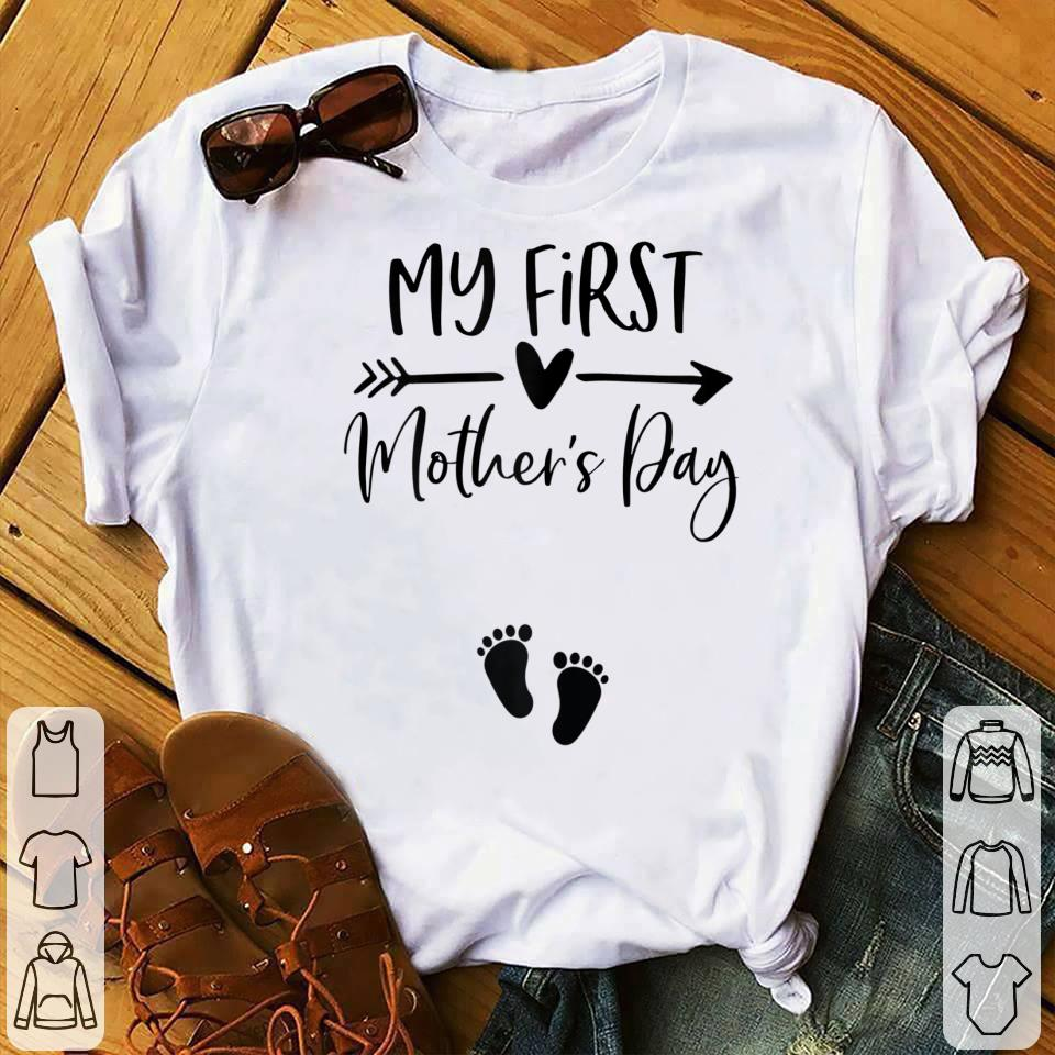 My First Mothers Day shirt 1 - My First Mothers Day shirt