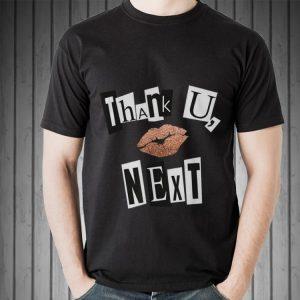 Thank U Next Deluxe Style shirt