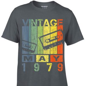 Vintage Retro May 1979 Cassette shirt