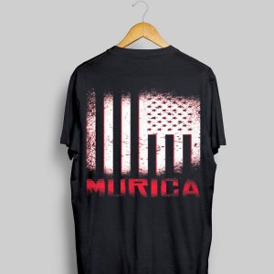 American Murica Flag Patriotic 4th Of July Usa shirt