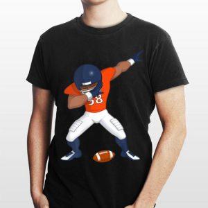 Dabbing American Football Gridiron Player shirt