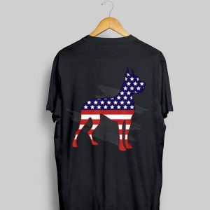 Dachshund 4th Of July Patriotic American Usa Flag Dog shirt