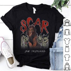 Disney The Lion King Scar & Hyenas shirt