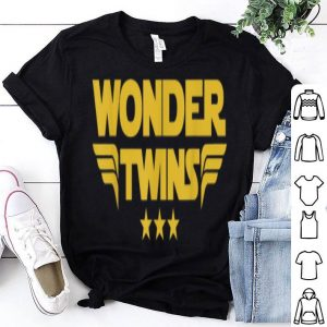 Wonder Twins , For Brothers, Sister shirt