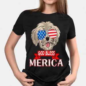 4Th Of July Shih Tzu Dog Independence Day shirt