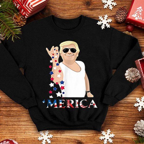 4th of July Trump Salt Freedom Trump Bae shirt