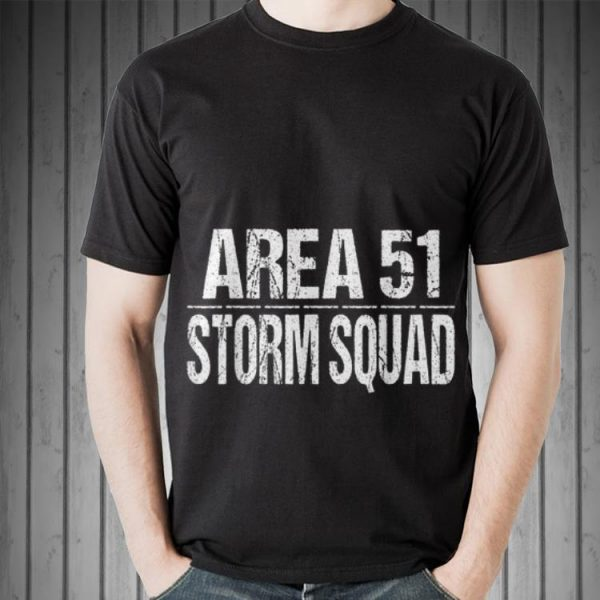 Area 51 Storm Squad sweater