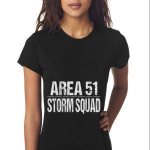 Area 51 Storm Squad sweater 2