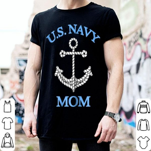 Awesome Memorial Day Us Navy Mom shirt