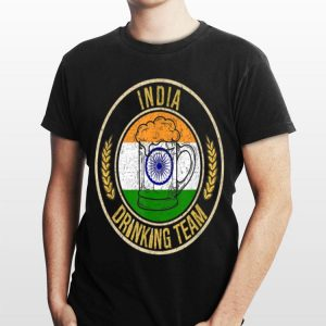 Beer India Drinking Team shirt