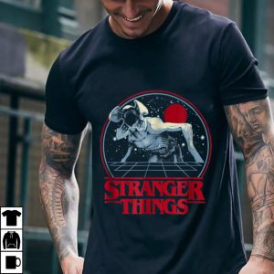 Best price Netflix Stranger Things Demogorgon Circle Horror Movie shirt