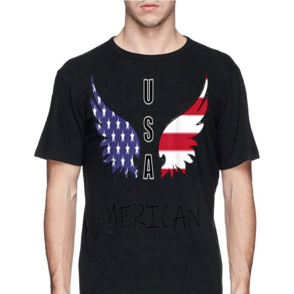 Eagle Usa American Flag 4Th Of July Independence Day shirt