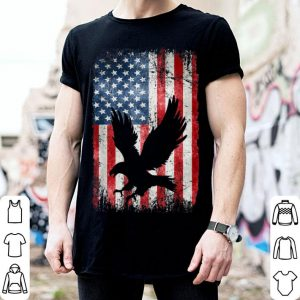 Independence Day Patriotic Eagle 4Th Of July American Flag shirt