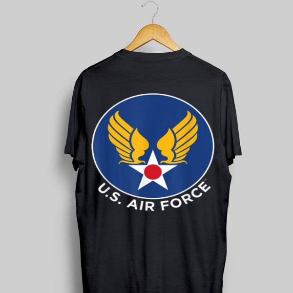 Marvel Captain Marvel US Air Force Badge Graphic shirt