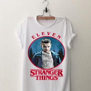 Netflix Stranger Things Eleven shirt