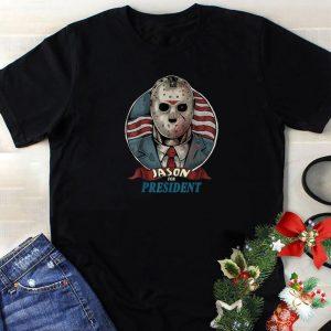 Original Jason For President American Flag shirt