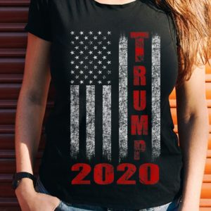 The Best American Flag Trump 2020 shirt