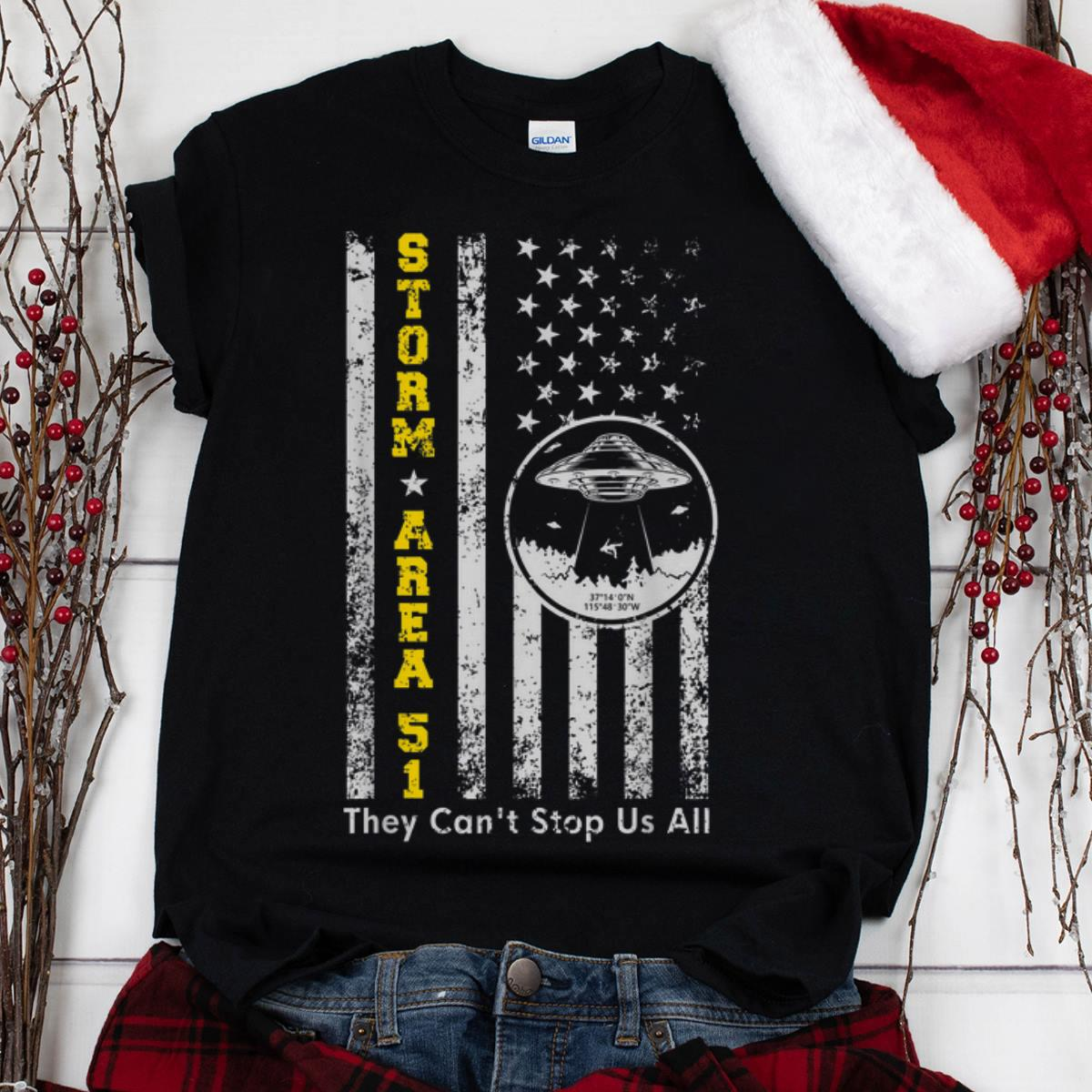 The Best Storm Area 51 Shirt They Can t Stop All of Us UFO American Flag shirt 1 - The Best Storm Area 51 Shirt They Can't Stop All of Us UFO American Flag shirt