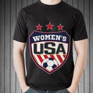 USA Shield Soccer Women World Cup France 2019 sweater