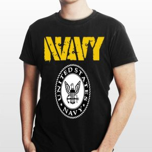 Us Navy Original Navy Logo Navy shirt