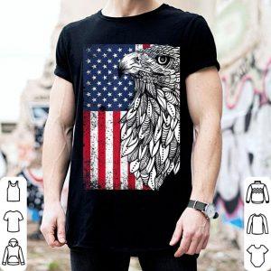 Usa Us Pride American Flag 4Th Of July Patriotic Eagle shirt