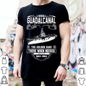 Uss Guadalcanal Lph7 shirt