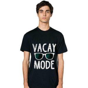 Vacay Mode Sunglass Vacation Summer long sleeve