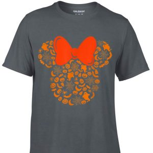 Awesome Disney Minnie Mouse Halloween Silhouette shirt