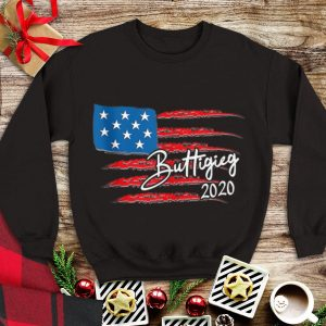Awesome Pete Buttigieg 2020 President American Flag shirt