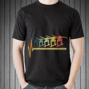 Awesome Skater Heartbeat Vintage shirt