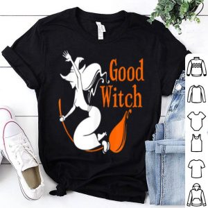 Beautiful Good Witch Halloween Trick Or Treat Cute Witches shirt