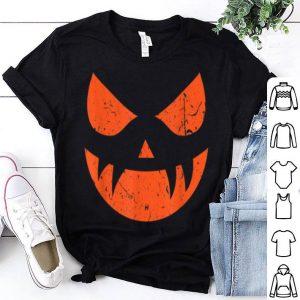 Beautiful Halloween Creepy Spooky Pumpkin Costume Dress Kids Adults shirt