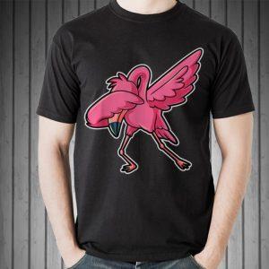Dabbing Flamingo sweater