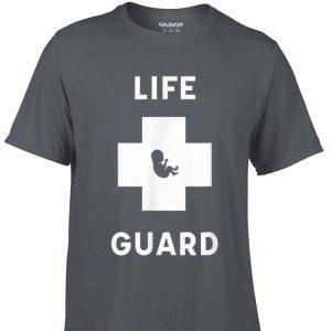 Life Guard Cross Baby sweater
