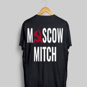 Mens Moscow Mitch Traitor shirt