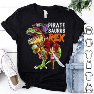 Nice Dinosaur Pirate Hat Halloween Costume Boys Gift shirt
