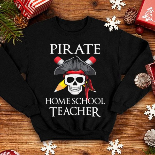 Nice Home School Teacher Halloween Party Costume Gift shirt