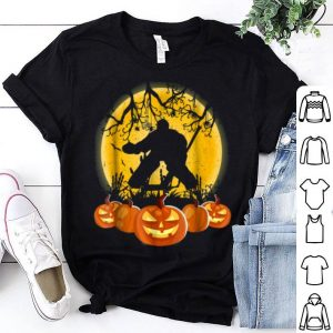 Original Hockey Goalie Pumpkin Halloween shirt