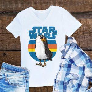 Star Wars Last Jedi Porg Retro sweater