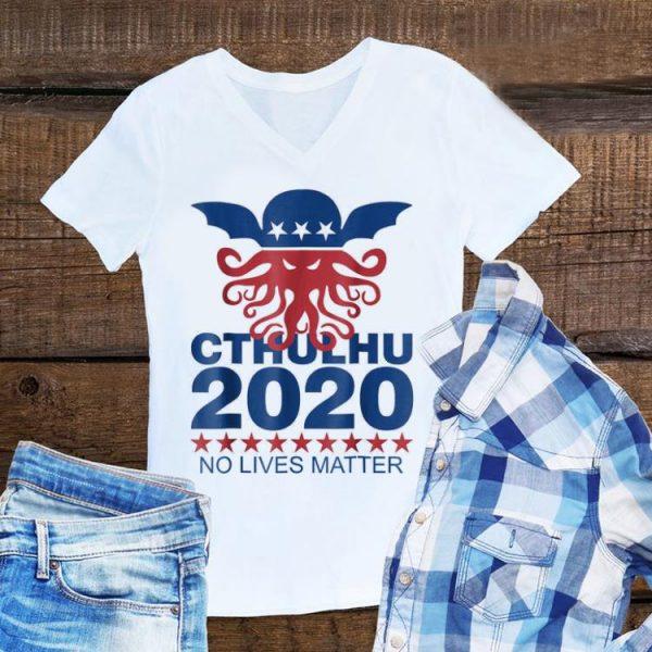 Top Cthulhu 2020 No Lives Matter shirt