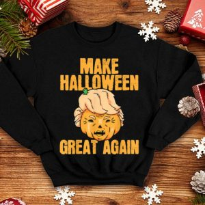 Nice Trump Halloween Trumpkin Costume Gift shirt