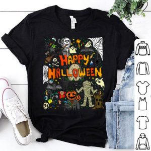 Official Happy Halloween Scary Retro shirt