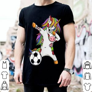Original Dabbing Zombie Unicorn Halloween Soccer Jersey Football Kids shirt