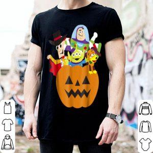 Premium Disney Pixar Toy Story Halloween Pumpkin Graphic shirt